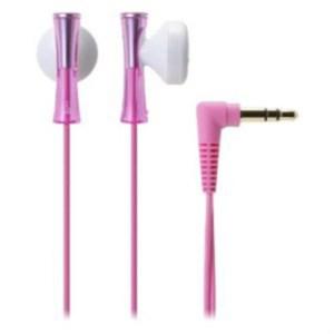 Audio-Technica หูฟัง รุ่น ATH-J100 - Pink