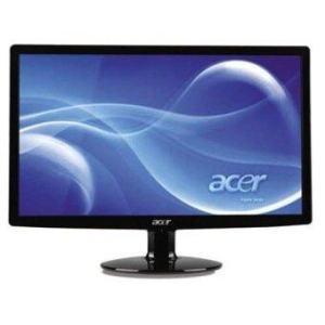 Acer S220HQLBbd Wide screen LED 21.5