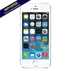 Apple iPhone 5s 64GB Unlocked - Silver