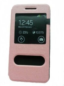 ACT Case Smart Cover for Asus Zenfone 4.5 - Pink