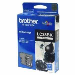 Brother LC-38BK (Black)