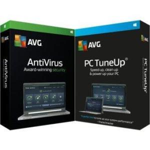 AVG AntiVirus 2016 + PC TuneUp 2016 (3 Users)