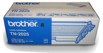Brother Toner TN-2025 - Black