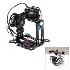 Super Light Brushless Camera Gimbal 160g Metal w/ Motor For DJI Phantom Gopro 3