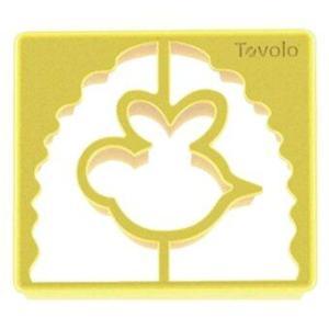 Tovolo แม่พิมพ์แซนด์วิซ พร้อมกล่อง - ลาย Bee/Hive