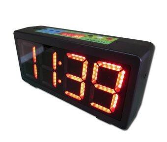 Amplus Multi Purpose Timer/Clock - รุ่น AM04171 สีดำ