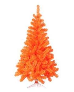 AllMerry Christmas ต้นคริสต์มาส 6 ฟุต - สีส้มนีออน