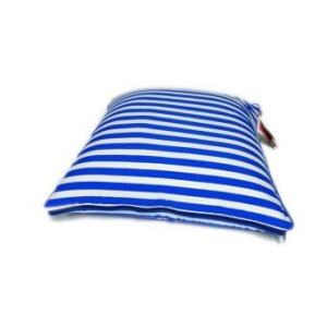 Admire Home Collection หมอน Softee Pillows - ขนาด 20x20 นิ้ว Blue White