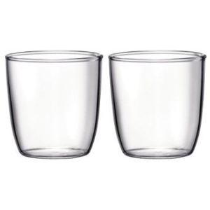 Bodum Kvadrant juice glass 2 pcs. 0.2l/6oz.