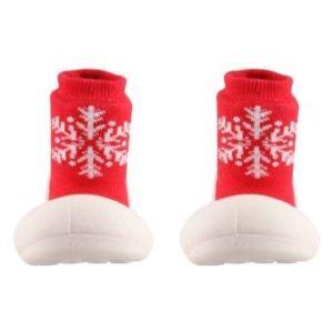 Attipas รองเท้าเด็กหัดเดิน Holiday Special Snow