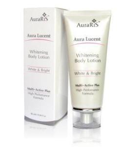 AuraRIS ครีมตัวขาว ครีมผิวขาว โลชั่นบำรุงผิว โลชั่นผิวขาว ขาว Whitening Body Lotion 90 ml.