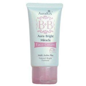 AuraRIS BB Face Cream SPF30 PA+++ บีบีครีม ครีมหน้าขาว 30 ml.