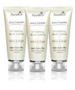 AuraRIS Body Lover Set ครีมตัวขาว โลชั่นบำรุงผิวขาว ขาวถึงที่สุด ชุดใหญ่ (3 หลอด)