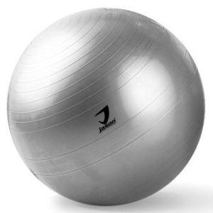 Jason ลูกบอลออกกำลังกาย เจสัน รุ่น Gym Ball ไซส์ 65 ซม. (สีเงิน)
