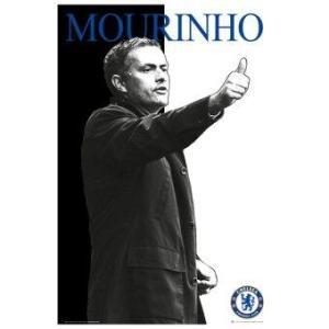 Chelsea FC โปสเตอร์ (Mourinho)