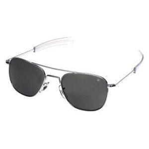 Ao แว่นกันแดด รุ่น original pilot - silver