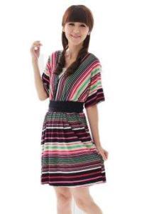 BG Lovely Time Casual Dress ชุดเดรสแฟชั่น