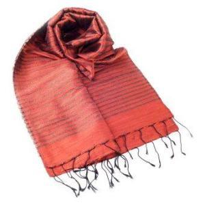 Ananta Silk Scarf ผ้าพันคอผ้าไหม รุ่น S26