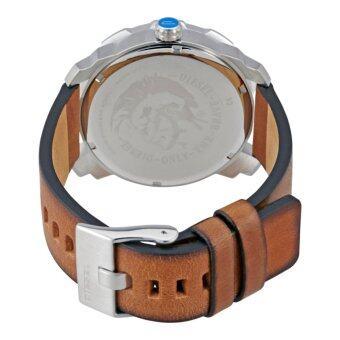 Diesel DZ1736 นาฬิกาข้อมือผู้ชาย สายหนัง ลาซาด้า