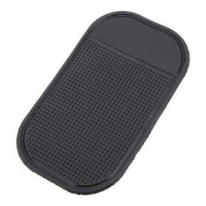 Best Anti-Slip Car Dashboard for Smart Phone Tablet iPhone iPad GPS Glasses - Black