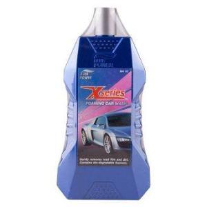 Blue Power X-Series แชมพูล้างรถ Foaming Car Wash 500 cc. (1 แพ็คมี 2 ขวด)