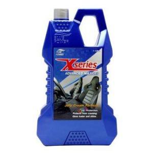 Blue Power X-Series เจลเคลือบหนังสูตรเข้มข้น Advance Waxigel 1 L.