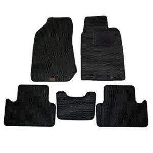 Blackhole Carmat พรมรถยนต์เข้ารูป 2 ชั้น Isuzu All new D-MAX-2Door ปี 2012-ปัจจุบัน Black + Rubber Pad รุ่น JISDMWBR-2(สีดำ)