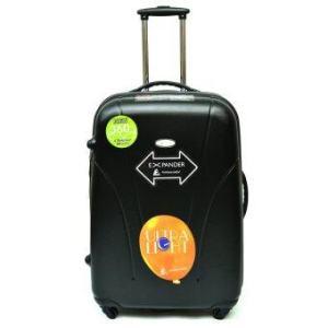 Ambassador Luggage กระเป๋าเดินทาง 20 นิ้ว รุ่น Lenox ZT792001 - สีดำ