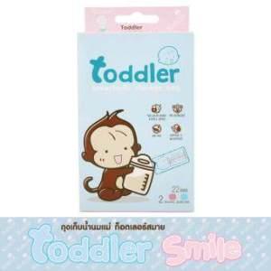ถุงเก็บน้ำนมแม่ Toddler Breastmilk Storage Bag 1 Box (22Bags)