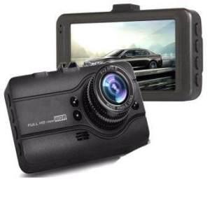 GXS Full HD CARDVR 1080P WDR รุ่น Q88 ( สีดำ ) มีระบบสั่นสะเทือน กล้องจะเปิดอัตโนมัติ