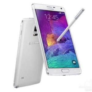 Samsung Galaxy Note 4 32 GB white Product Show เครื่องไทย (สินค้าตัวโชว์)