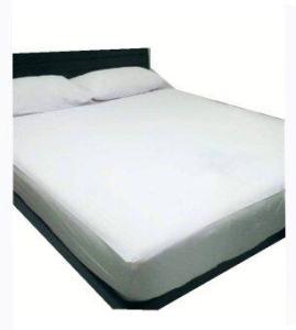 PP Sheetคลุมที่นอนกันน้ำกันฉี่เด็ก 3.5ฟุต (สีขาว)