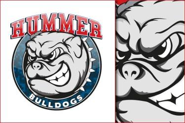 Imagem logo Hummer Bulldogs