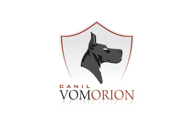 Imagem logo Vom Orion, Dog Alemão