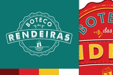 Logo design Boteco das Rendeiras