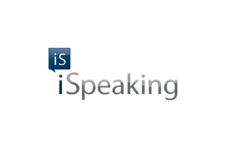 Logo iSpeaking