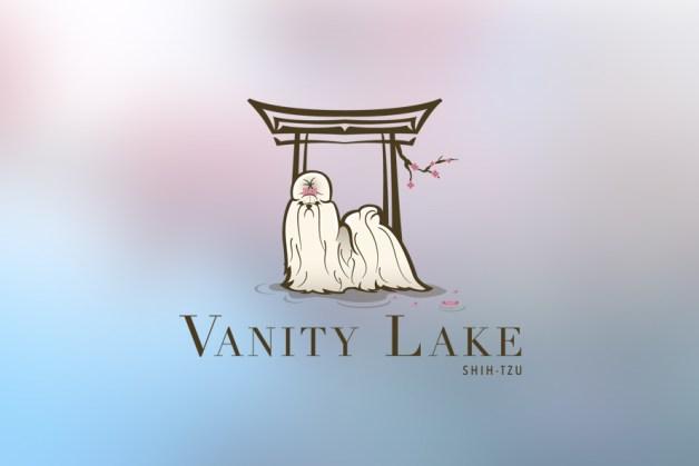 Imagem logo Shih-tzu, Vanity Lake