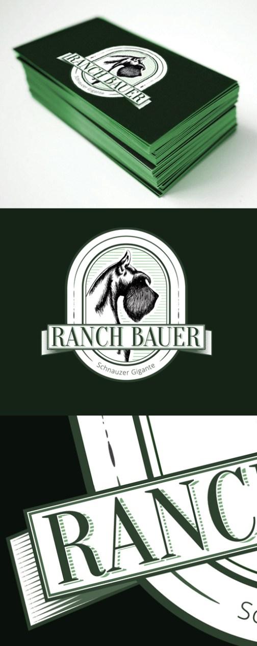 Logo para canil de Schnauzer Gigantes.