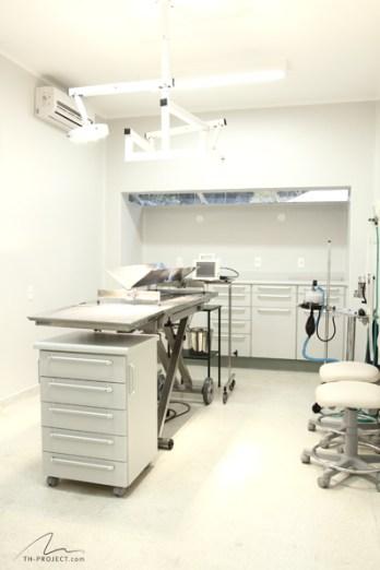 Fotografia do Centro Cirúgico