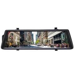 camlive mirror dash camera 10 inch ips 4g gps navigation bluetooth hd1080p dual cams wifi mirror [ 900 x 900 Pixel ]