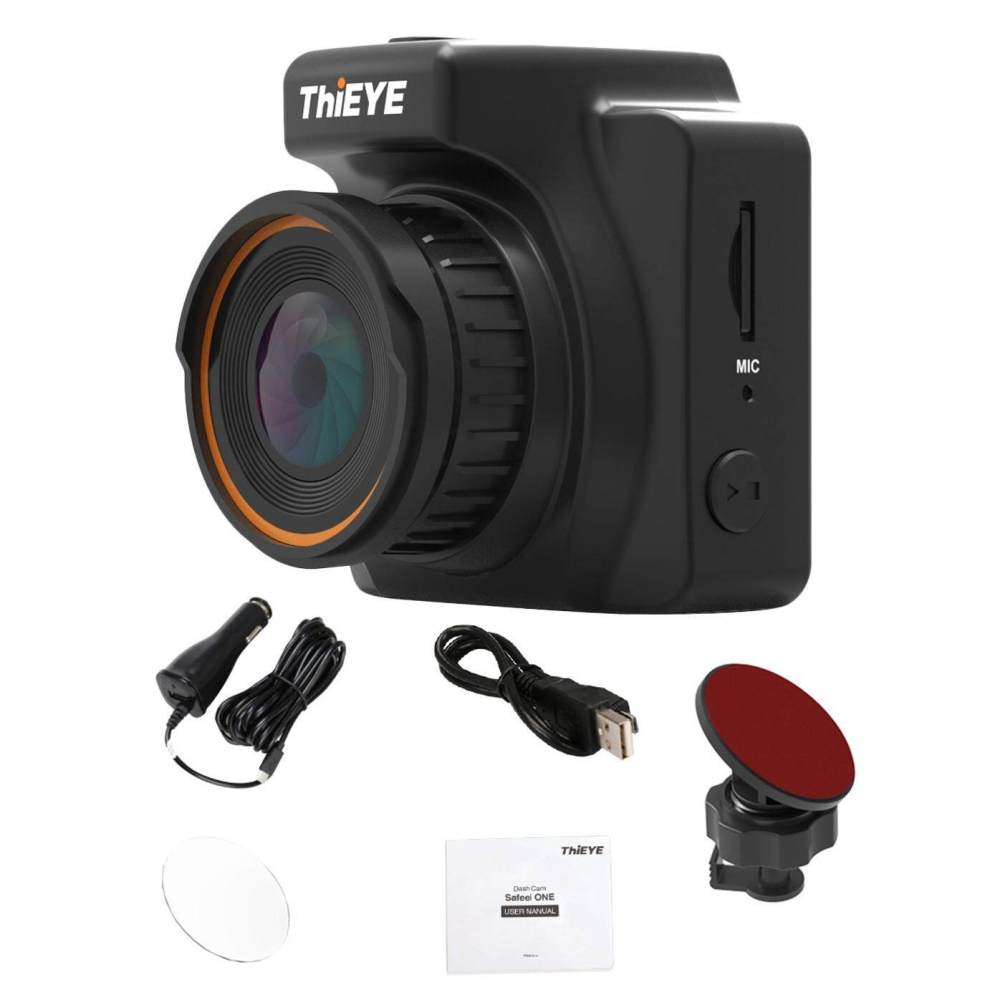 medium resolution of thieye 1 5inch hd screen car dvr camera dash cam full hd 1296p video recorder 145