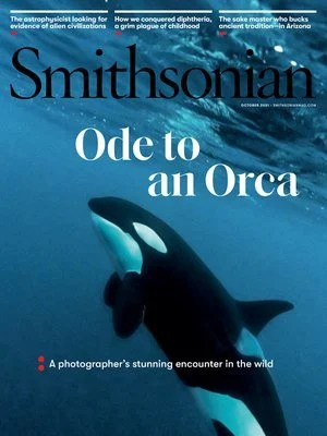Preview thumbnail for Subscribe to <i>Smithsonian</i> magazine now for just $12