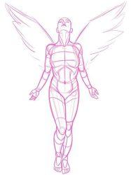 quickposes Referencias de anatomía humana para tu arte Totenart Quickposes: pose library for figure & gesture drawing practice