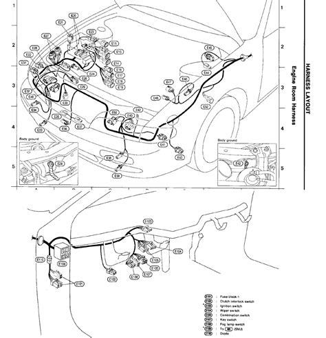 S14 Ka24De Wiring Harness Diagram : Ka24de Engine Wiring