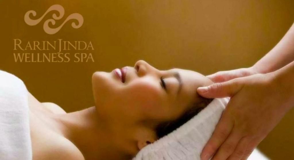นวดที่ไหนดี กรุงเทพ - Rarinjinda wellness spa