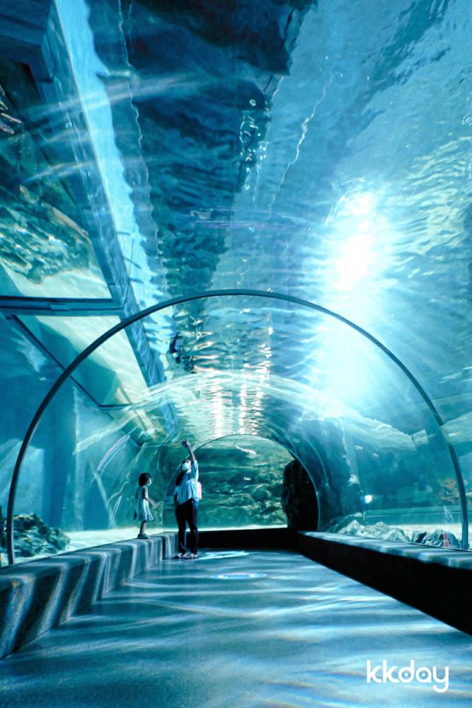 อุโมงค์ใต้น้ำยาวที่สุดในประเทศไทย