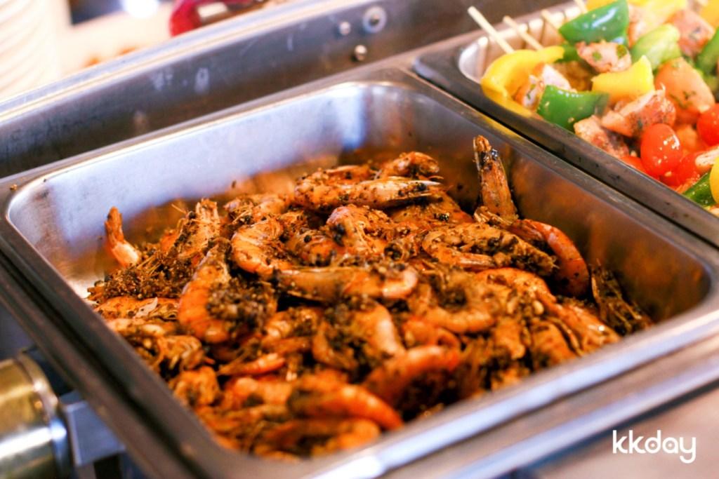 อาหารทะเลหลากหลายรูปแบบ