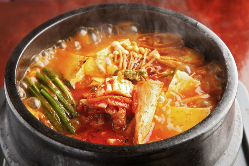 วิธีทำซุปกิมจิหรือกิมจิชิเก