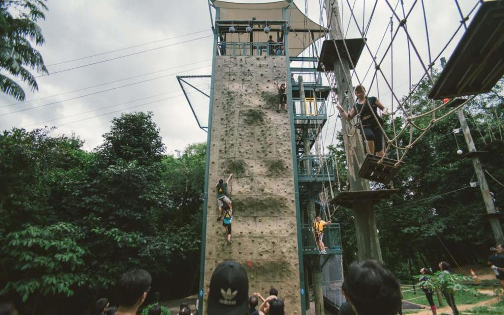 Mega Adventure Park ที่เที่ยวในสิงคโปร์ สำหรับเด็ก