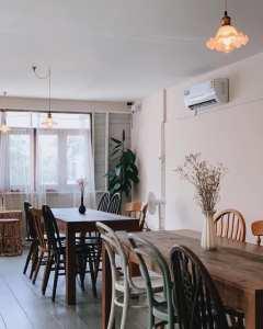 open house cafe บางแสน